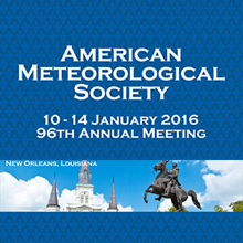 AMS 96th Annual Meeting, 2016event picture