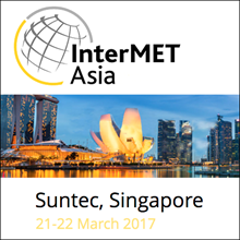InterMET Asia 2017event picture