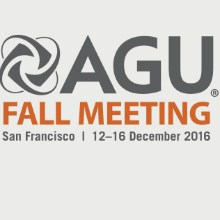 AGU Fall Meeting 2016event picture