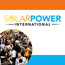 Solar Power International 2020event picture
