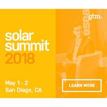 Solar Summit 2018event picture