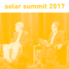Solar Summit 2017event picture