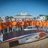 Preparing for the World Solar Challenge with SMP10 pyranometers