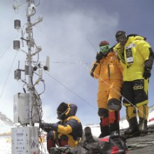 The Highest Meteo Station in the Worldarticle picture