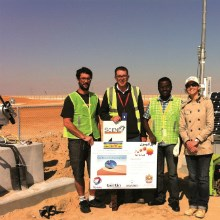 Solar Monitoring in Project PrédiSolarticle picture