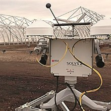 Monitoring Canada's First Concentrating Solar Thermal Power Plantarticle picture