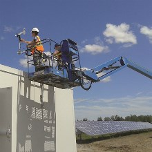 Data Acquisition Specifically Designed for Utility Scale Solar Farm Weather Monitoringarticle picture