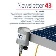 Newsletter 43 is out now, with an update on our RT1 smart rooftop monitoring systemarticle picture