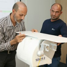 CSERS Libya visits Kipp & Zonen for training on solar radiation measurementarticle picture