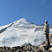 Field Measurements of Glacier Albedo in Inner Tien Shanarticle picture