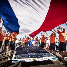 Message from the winning Nuon Solar Team article picture