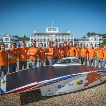 Preparing for the World Solar Challenge with SMP10 pyranometersarticle picture