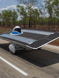 World Solar Challenge 2008article picture