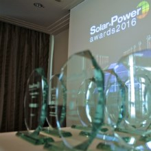 Thank you solar energy industry for the award!article picture