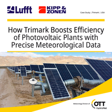 How Trimark Boosts Efficiency of Photovoltaic Plants with Precise Meteorological Dataarticle picture