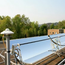 New Technology by Helioclim, Using the Sun to Cool Downarticle picture