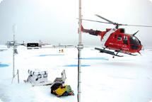 CNR 1 in the Arctic