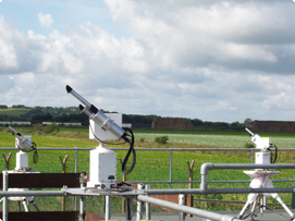POM Sun Photometer at Chilbolton