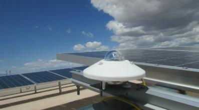 Precise solar radiation measurement ensures efficient ...