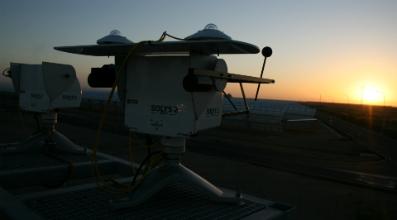 Solar Monitoring Station