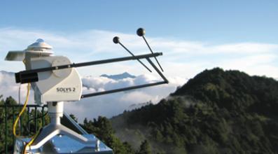 SOLYS 2 sun tracker Lulin Taiwan